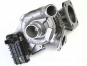 Turboaggregat Ford Transit 2.2 TDCi - Turbo 753519-5009S, 6C1Q6K682BE
