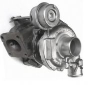 Turboaggregat Fiat Multipla 1.9 JTD - Turbo 701796-5001S, 46480117