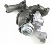 Turboaggregat Seat Altea 2.0 TDi 16V - Turbo 756062-0003, 03G253019H