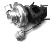 Turboaggregat Ssangyong Rexton II 2.7 XVT D - Turbo 742289-5005S, A6650900580