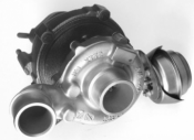 Turboaggregat Ssangyong Actyon 2.0 XDi - Turbo 761433-5003S, A6640900880