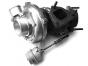 Turboaggregat Ssangyong Rexton I RX270 2.7 XDi - Turbo 742289-5005S, A6650904080