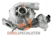 Turboaggregat Citroen C25 2.5 TD - Turbo 465247-5001S, 037557