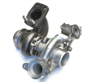 Turboaggregat Ford C-Max 1.6 TDCi - Turbo 49173-07508, 9657530580