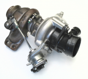 Turboaggregat Ford Fiesta 1.6 TDCi - Turbo 49373-02003, 9673283680