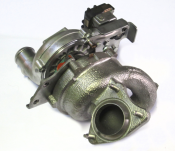 Turboaggregat Ford Galaxy 1.8 TDCi - Turbo 763647-5021S, 7G9Q6K682BC
