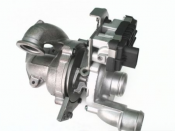 Turboaggregat Ford Tourneo Connect 1.8 TDCi - Turbo 758532-5019S, 6G9Q6K682AC