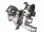Turboaggregat Ford Transit Connect 1.8 TDCi DPF - Turbo 758532-5019S, 6G9Q6K682AC