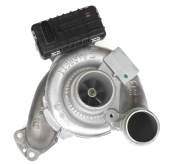 Turboaggregat Jeep Grand Cherokee III 3.0 CRD - Turbo 765155-5007S, A6420900280